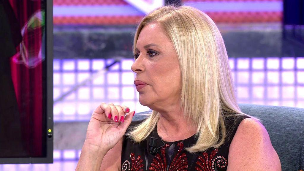 Bárbara Rey vuelve a televisión sin miedo: Se enfrenta a Chelo, corta la entrevista y desvela secretos del Rey emérito