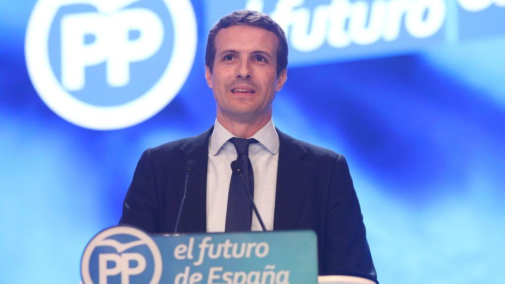 Casado reúne a la nueva cúpula del PP para fijar la estrategia de oposición