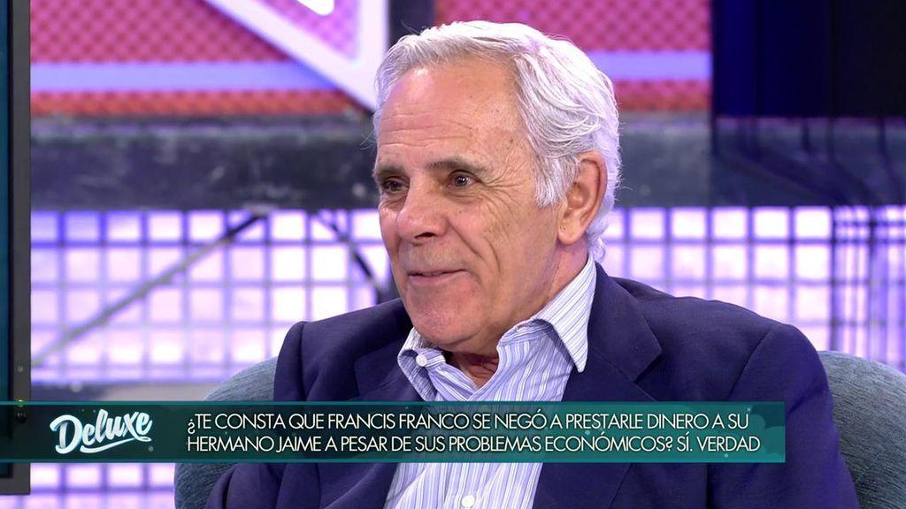 "Jimmy Giménez-Arnau, sobre Carmen Martínez-Bordiú: ""Me parece que está buenísima"""