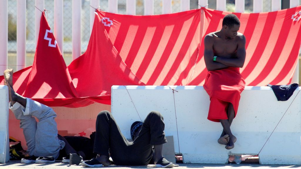 La inmigración lleva a Sánchez a pedir ayuda urgente a Bruselas