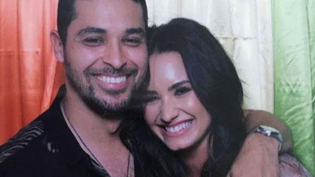 El ex de Demi Lovato, Wilmer Valderrama, su principal apoyo en el hospital