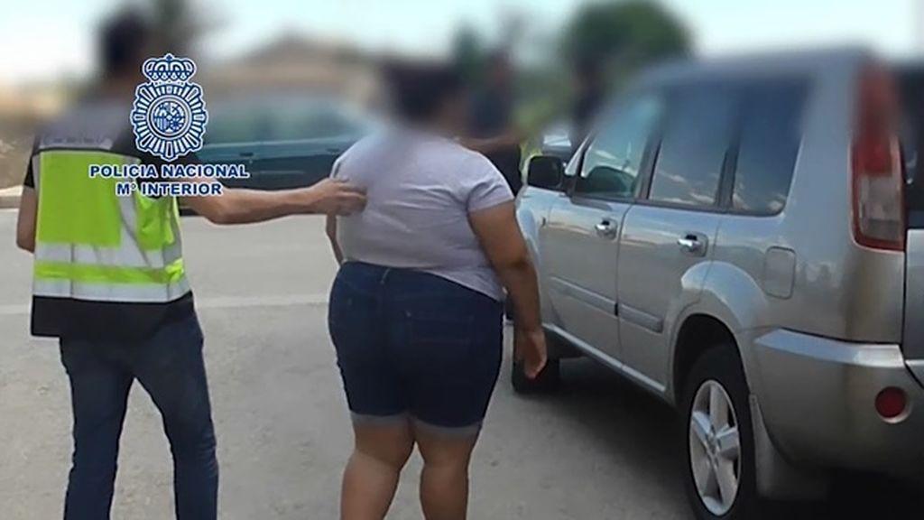 Desarticulada una banda colombiana de trata de mujeres en Alicante