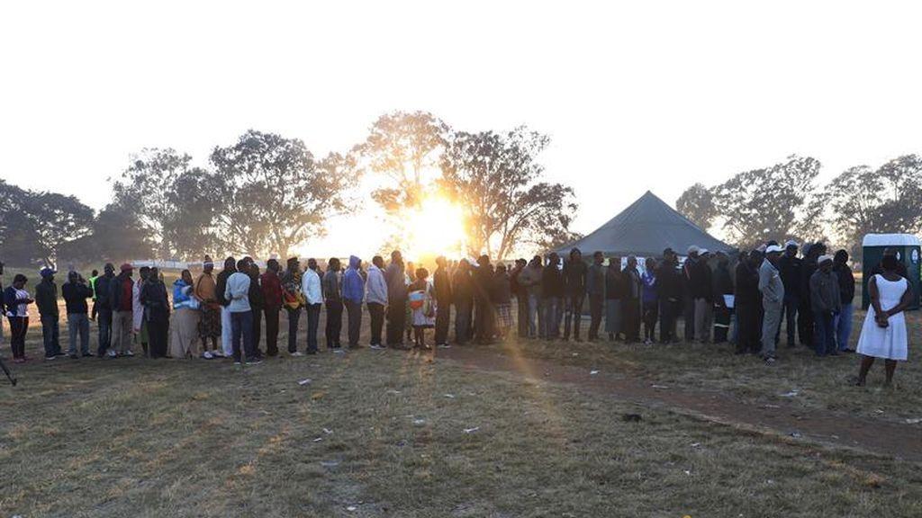Elecciones en Zimbabue