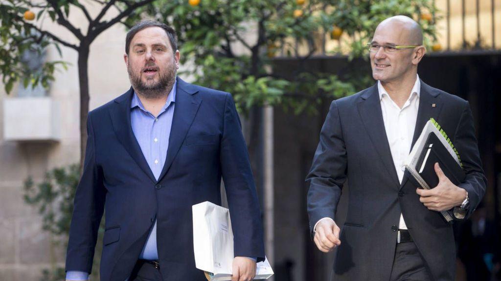 Junqueras y Romeva recusan a cinco jueces del Supremo por falta de imparcialidad
