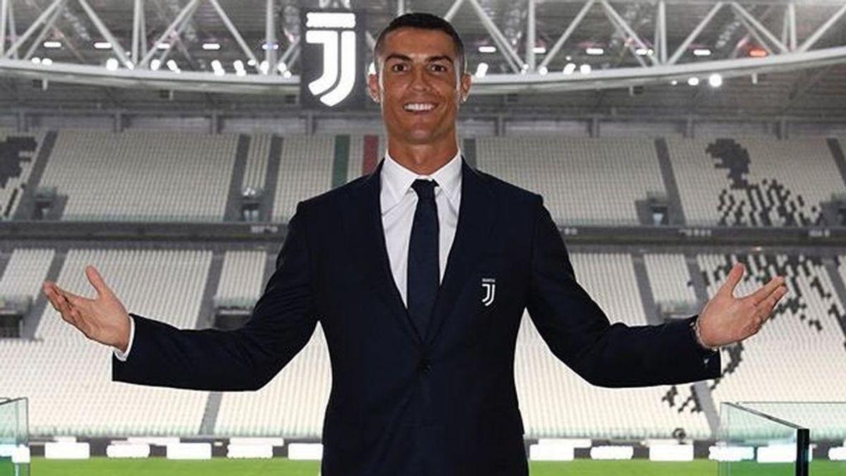 Cristiano Ronaldo ya tiene casa: así es la lujosa vivienda del portugués en Turín