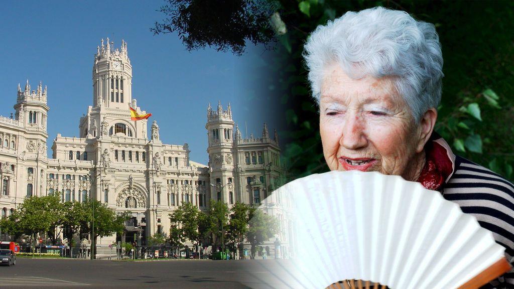 Mucha precaución en la calle: alerta roja por calor en Madrid toda la semana