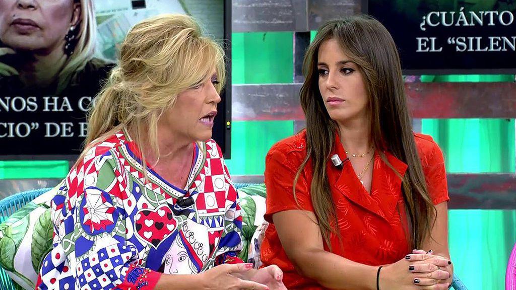 "Lydia Lozano se mosquea con Anabel: ""Isabel Pantoja me echó de Canal Sur"""