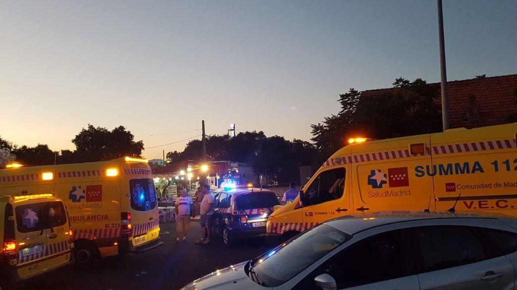 Los vehículos de emergencia llevarán luces azules y las matriculas traseras de taxis y VTC también serán de este color