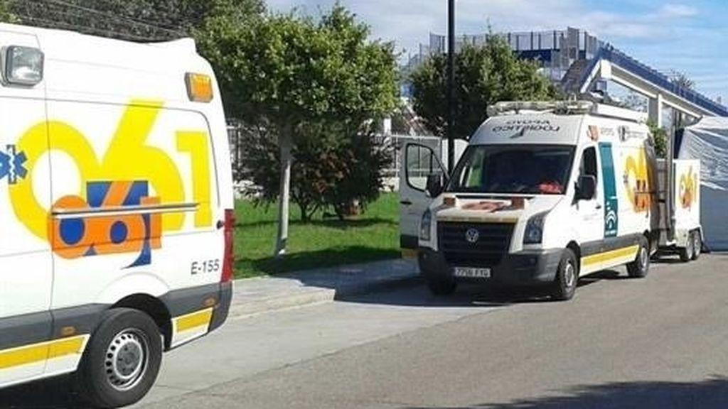 Detenido un hombre por apuñalar a otro en el cuello en Málaga