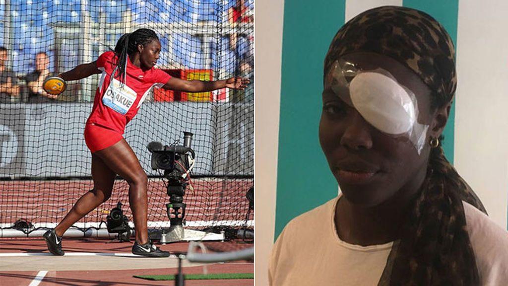 Daisy Osakue, promesa del atletismo italiano, víctima de una agresión racista