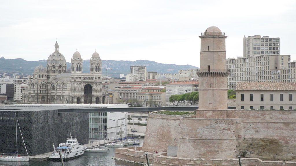 'Viajeros Cuatro' Marsella y Mónaco.