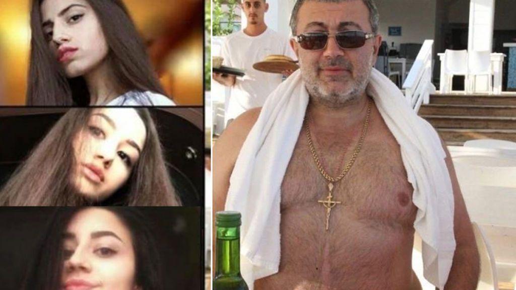 Parricidio en Rusia: Tres hermanas adolescentes matan a su padre porque las maltrataba