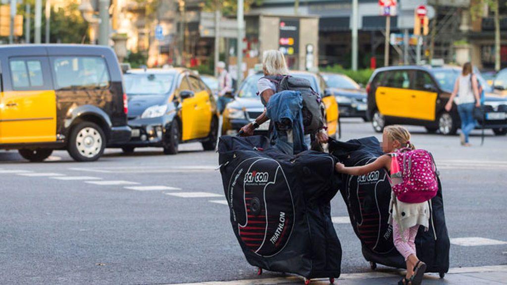 Los taxistas de Barcelona harán servicios mínimos gratuitos
