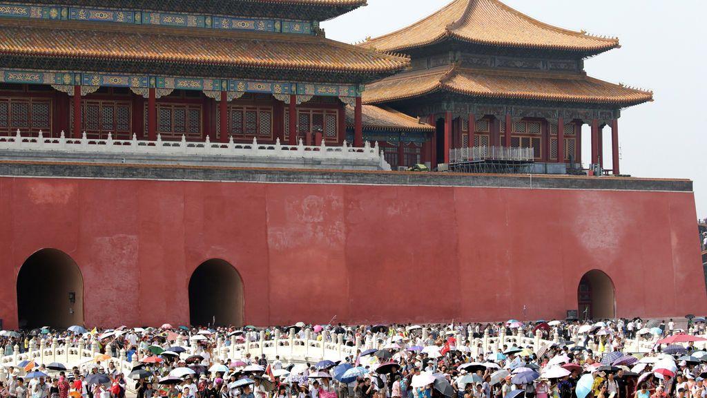 Ciudad Prohibida, el gran atractivo turístico de Pekín