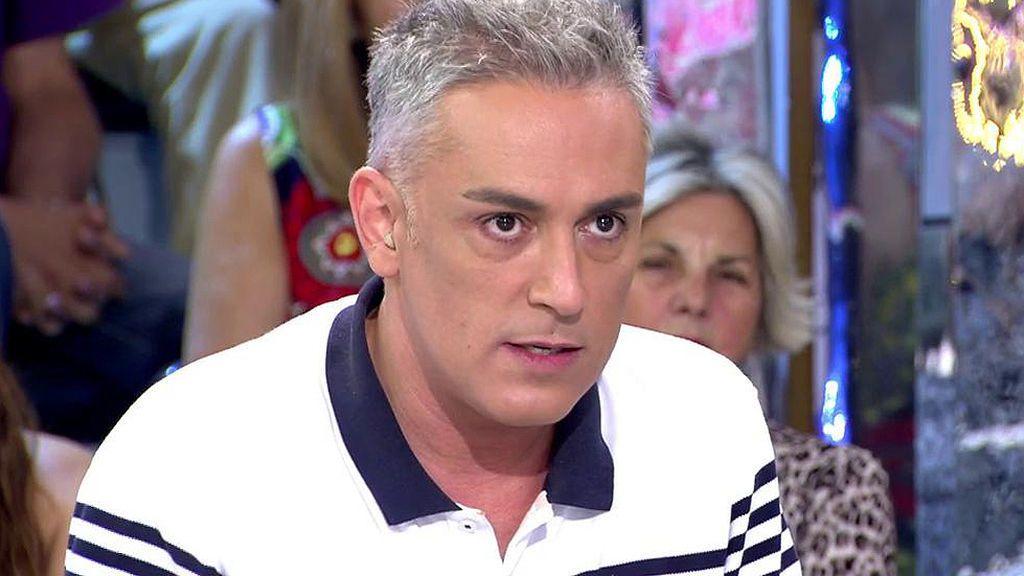 """Kiko Hernández ha vuelto muy mosqueado de sus vacaciones en París: """"¡He estado en el peor hotel del mundo!"""""""