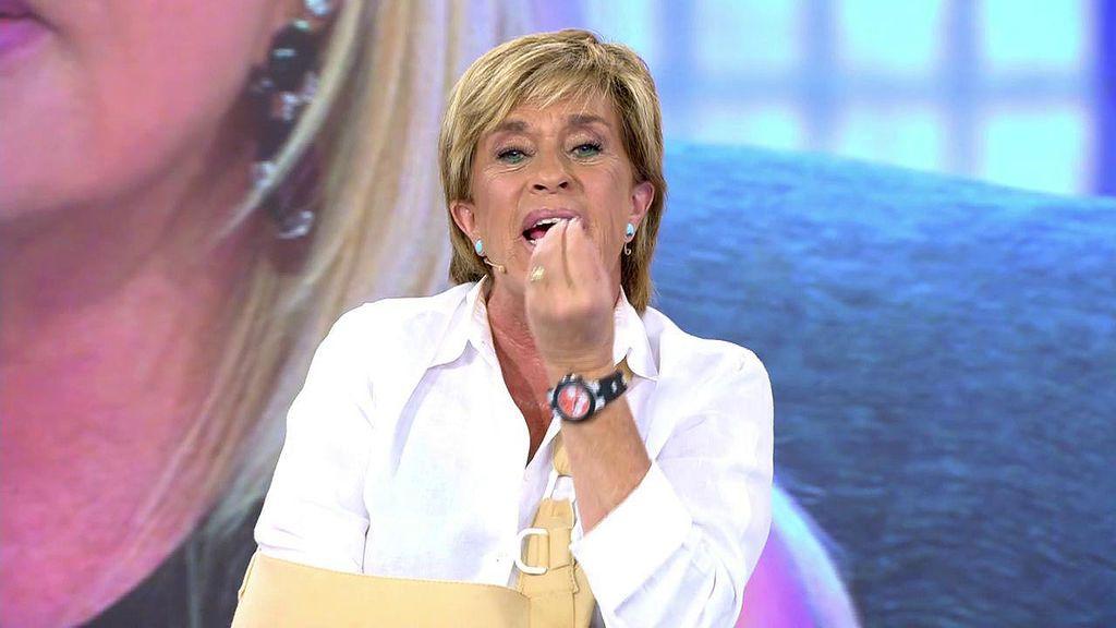 """Chelo confiesa por qué vetó la pregunta de si había tenido algo con la Pantoja: """"Podía haber salido que sí y fíjate la que se monta"""""""