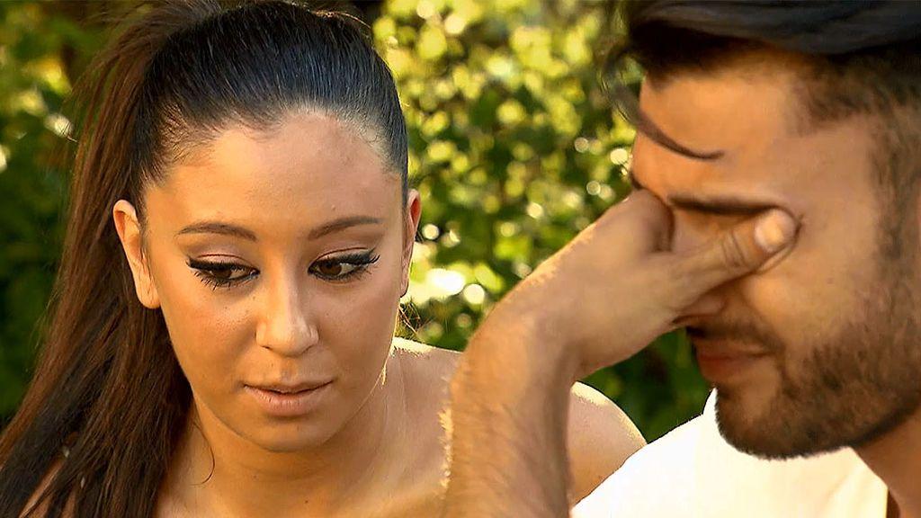 Cita Jaime y Aldana (parte 1): el tronista acabó llorando