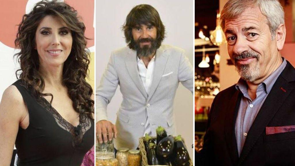 Sobera, Santi Millán, Paz Padilla... Así eran nuestros presentadores hace más de 10 años