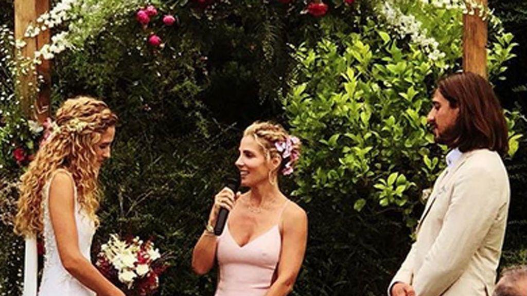 Vida de madre, también en la boda de su hermano: Elsa Pataky tiene una anécdota de su hijo que contarte