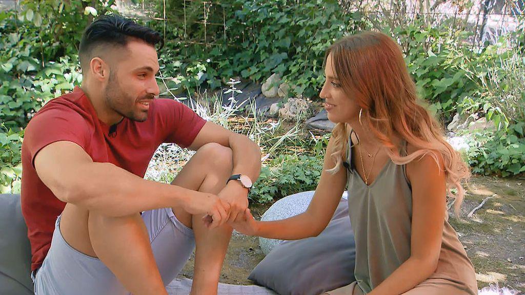 Cita Eleazar y Brenda: la pretendienta descubre que estuvo con Amanda