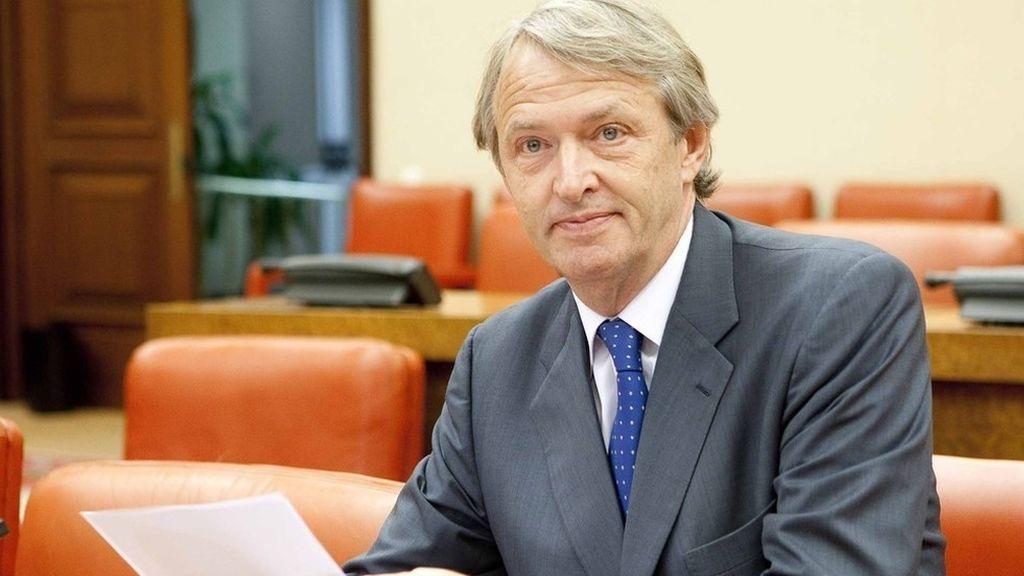 El presidente del Grupo Aggity y exmiembro del Consejo de Administración de RTVE por CiU, Óscar Pierre Prats.