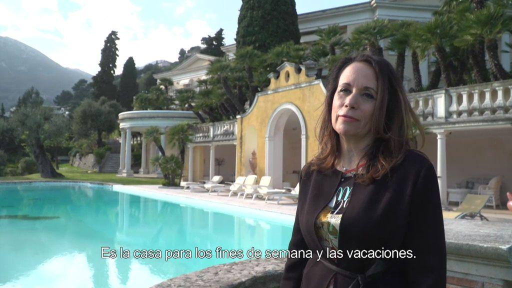 Entramos en la casa de una amiga de Alberto de Mónaco: ¡tiene hasta un lago propio!