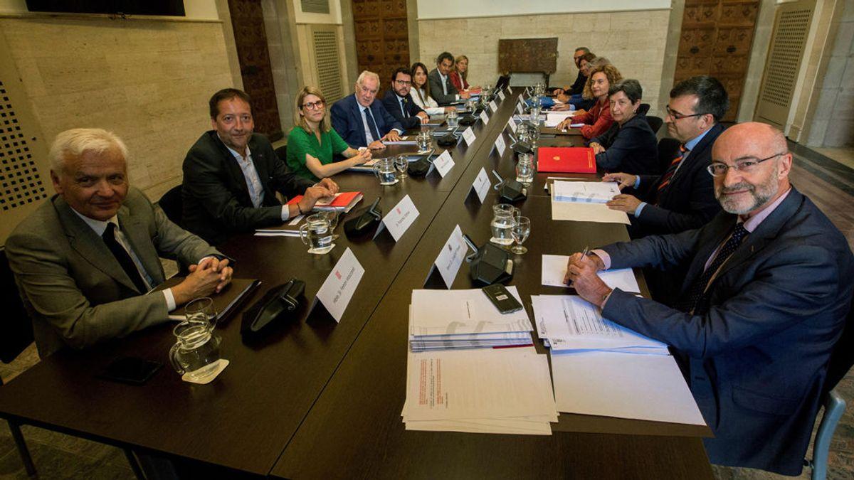 El Ejecutivo de Sánchez y el Govern se reúnen, siete años después, en la Comisión Bilateral
