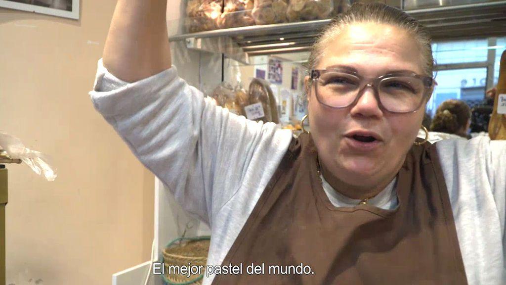 La panadera más feliz del mundo se llama Tatá y vive en Marsella