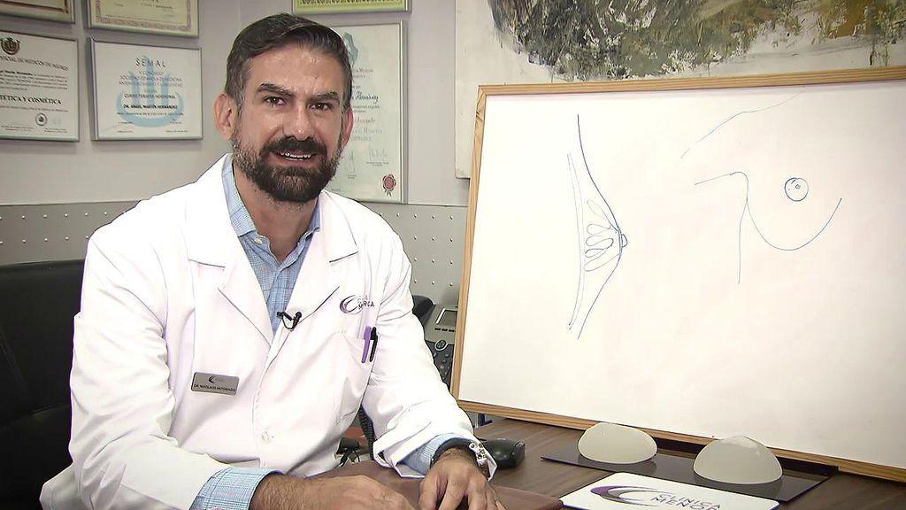 Un médico nos explica cómo será la operación de Terelu: No apreciará apenas cambios físicos en su pecho