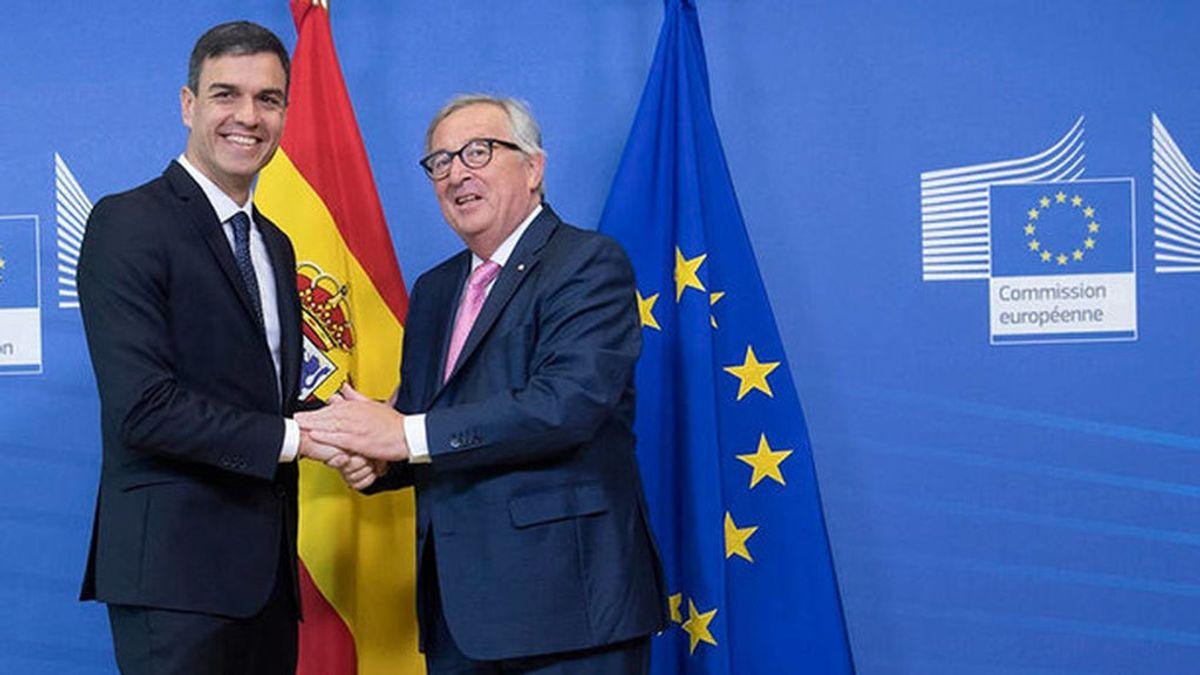 """Juncker avisa a Sánchez de que los recursos para gestionar la migración son """"limitados"""""""