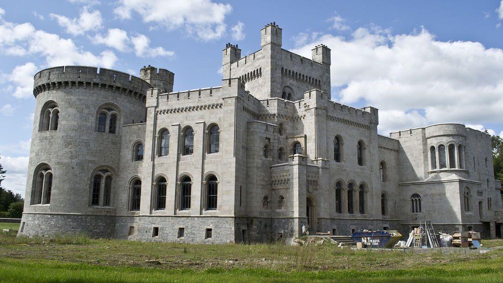 Castillo Aguasdulces real