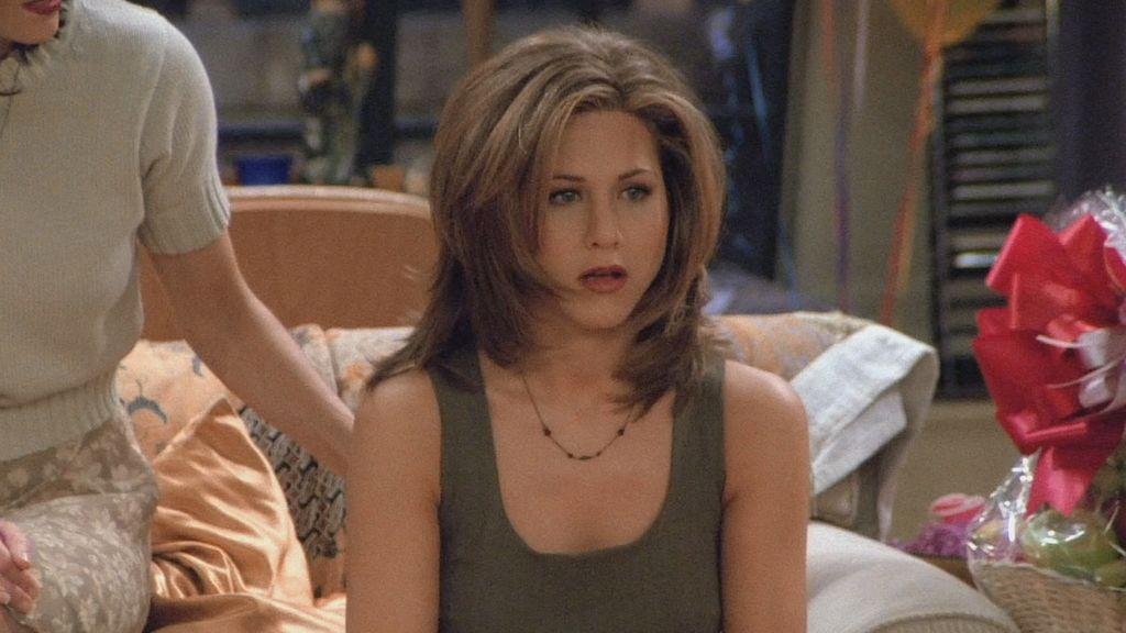 La actriz Jennifer Aniston interpretaba a Rachel Green en la serie 'Friends'.