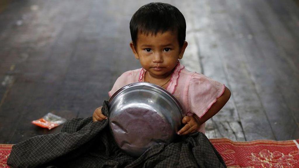 Al menos 12 muertos tras las inundaciones en Birmania