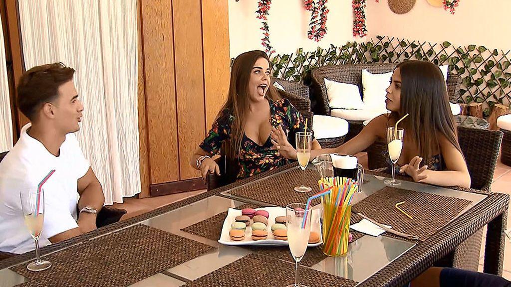 La hermana de Violeta se presenta en 'La Casa de los tronistas' para elegirle las citas especiales