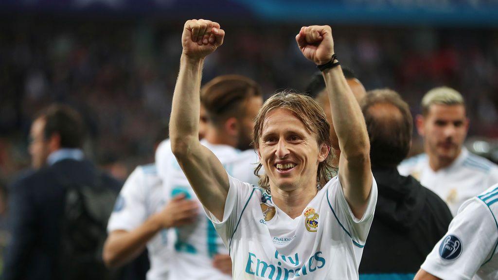 """""""Vender humo😂🙈"""", Modric bromea con Nacho en Instagram en plena ola de rumores sobre su posible marcha al Inter"""