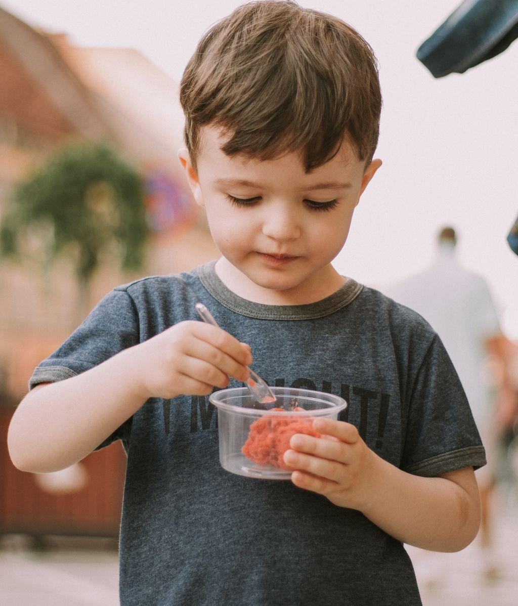 Diez alimentos que nutren el cerebro de los más pequeños
