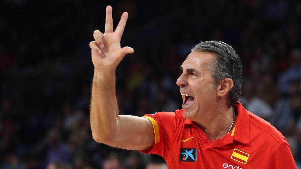 Scariolo podrá dirigir a España en las 'ventanas' pese a su contrato con Toronto