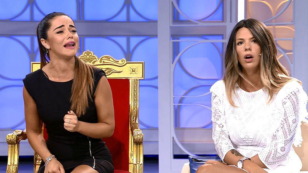 Violeta estalla contra Laura Matamoros por un comentario sobre Julen