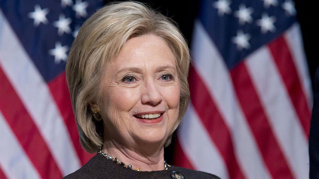 La 67ª secretaria de Estado norteamericana,Hillary Clinton.
