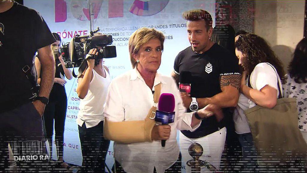 ¡Vota! ¿Qué reportero te gusta más, Chelo Gª Cortés o Rafa Mora?
