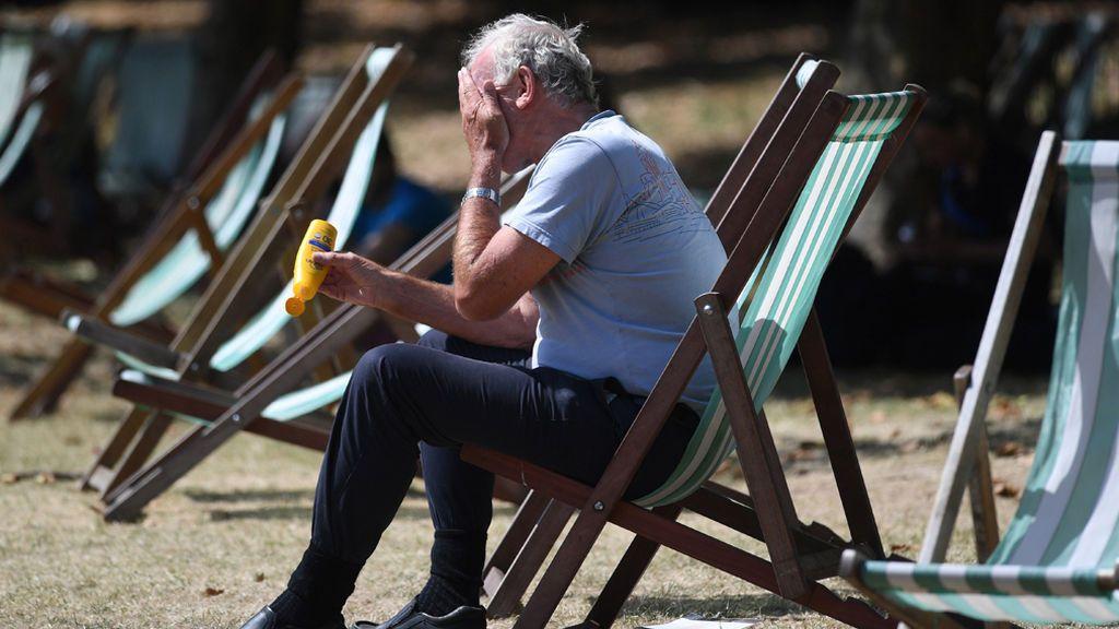 La ola de calor deja en Barcelona su tercera víctima mortal