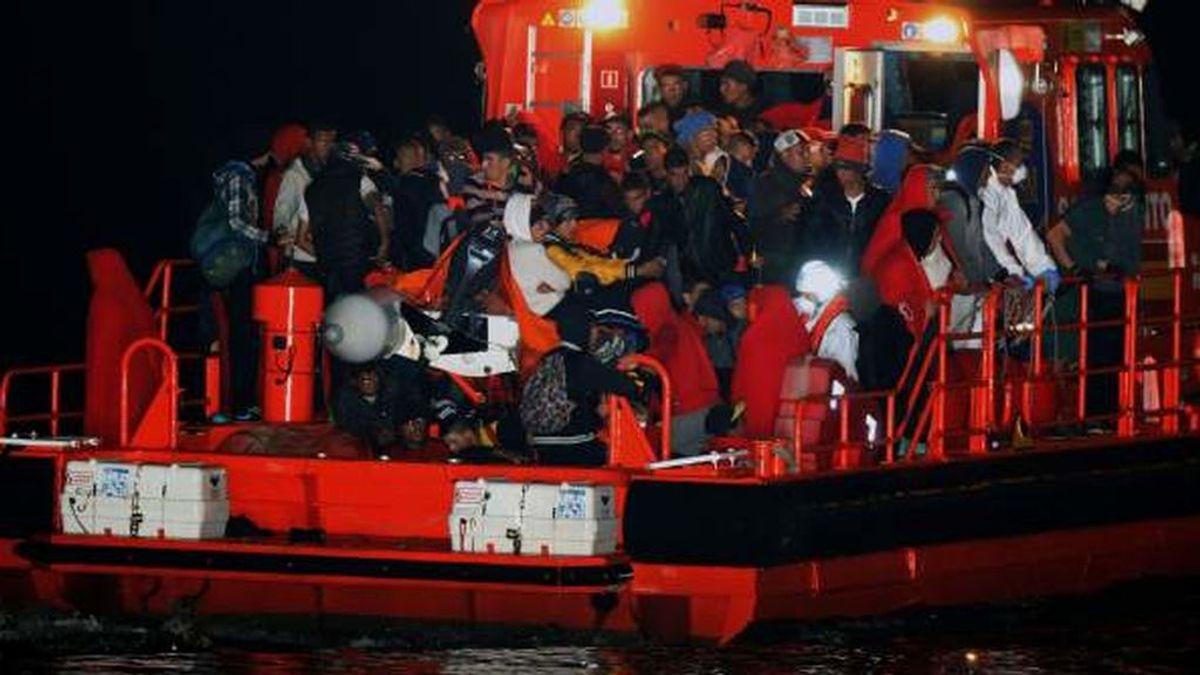 """Open Arms rescata a 87 personas en el Mediterráneo que llevaban """"dos noches a la deriva"""""""