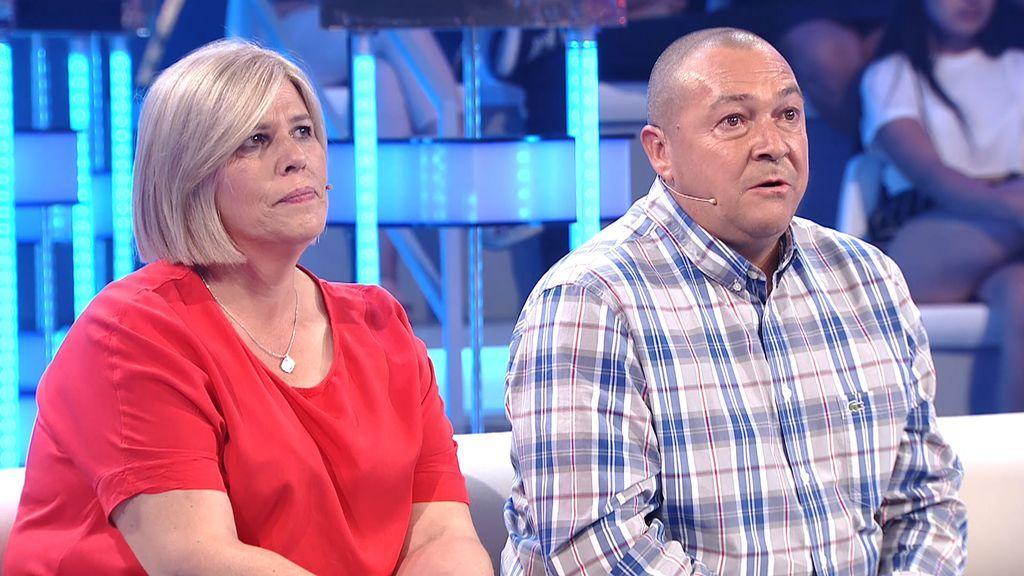 """Antonio y Ana, arrepentidos por perder siete años de relación con sus amigos """"por orgullo"""""""