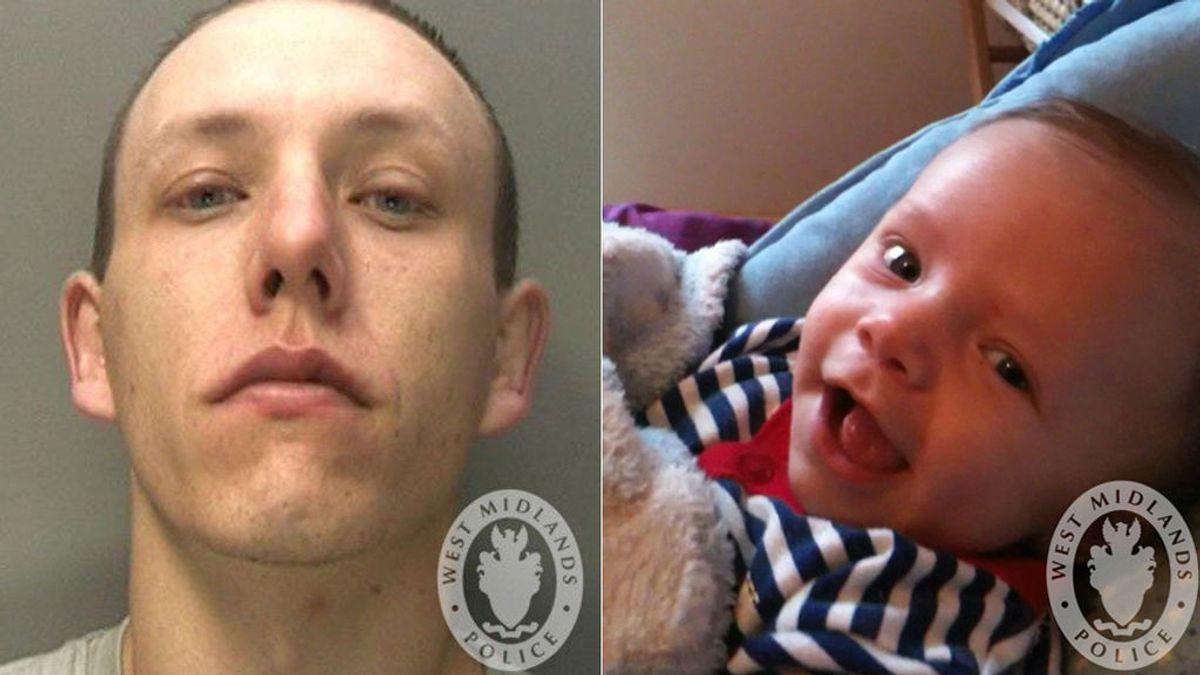 Seis años de prisión por agitar y sacudir hasta la muerte a su bebé