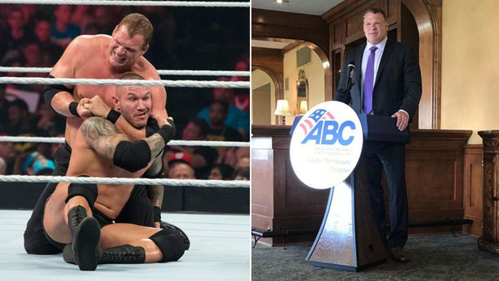 Del ring a la política: Kane, luchador de la WWE, es el nuevo alcalde de un condado de Tennessee