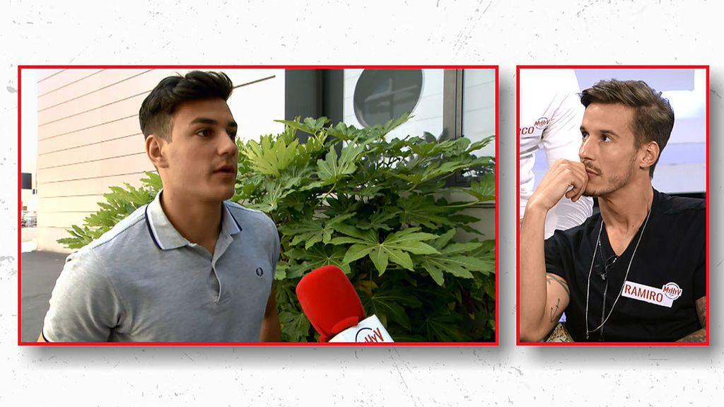 """Pablo habla alto y claro: """"A Marina le pone más Moha que yo"""""""