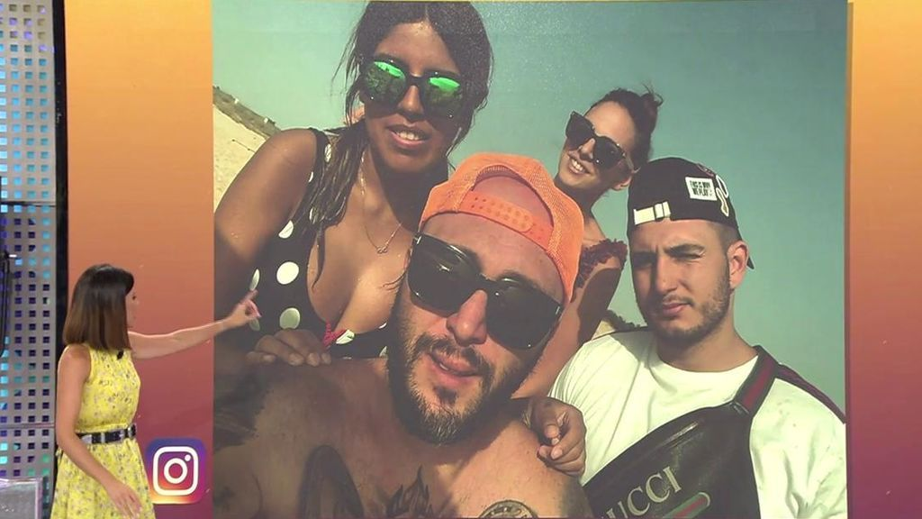 ¡Felices los cuatro! La foto que podría confirmar la relación entre Isa Pantoja y Omar