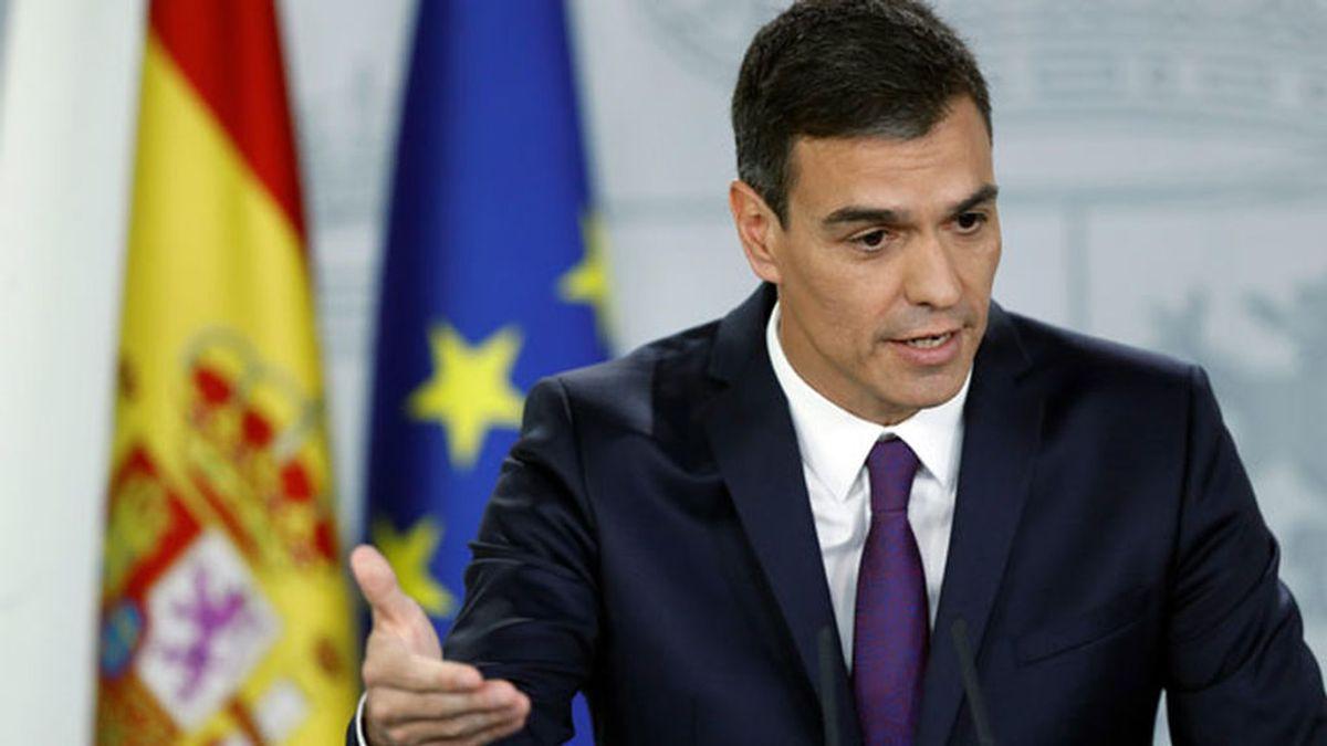 Sánchez anuncia que el Rey irá a Cataluña por el aniversario de los atentados de Barcelona y Cambrils