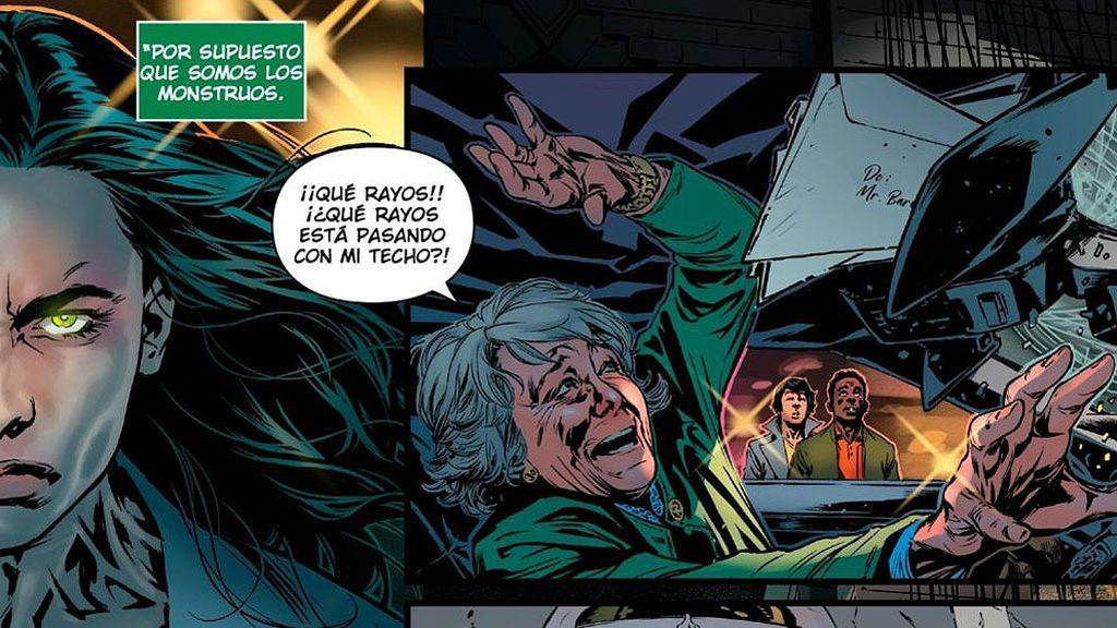 Esperanza Aguirre y Luis Bárcenas ¿los nuevos villanos de Marvel?