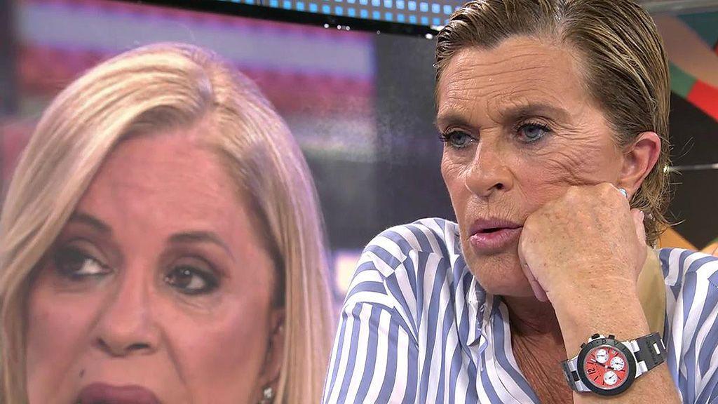 """Chelo Gª Cortés y las mentiras de Bárbara Rey: """"¿Por qué dijo que tuvo una noche de amor conmigo y fueron más?"""""""